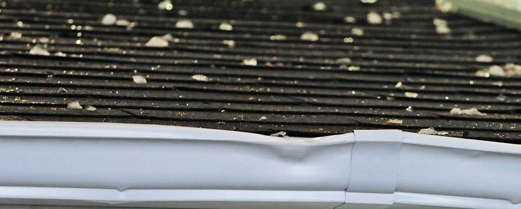 Austin roofing company for hail damage
